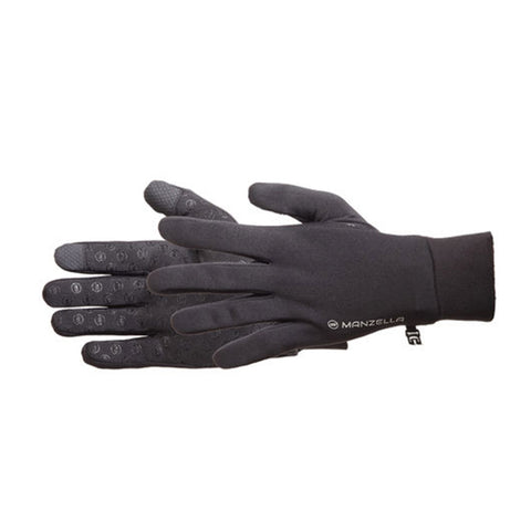 Postal Uniform - Men's Manzella Power Stretch Ultra TouchTip Gloves