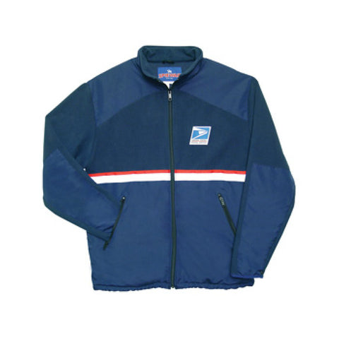 postal uniforms - medium weight fleece jacket/liner