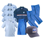 postal uniform letter carrier/CCA bundle type 1
