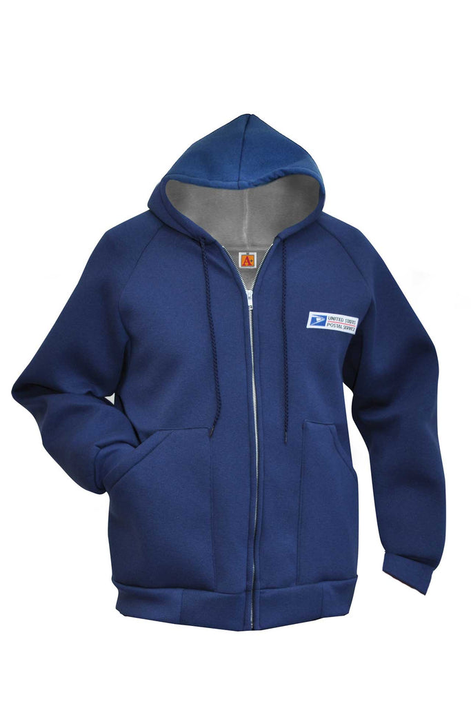 postal uniform mail handler/maintenance hoodie