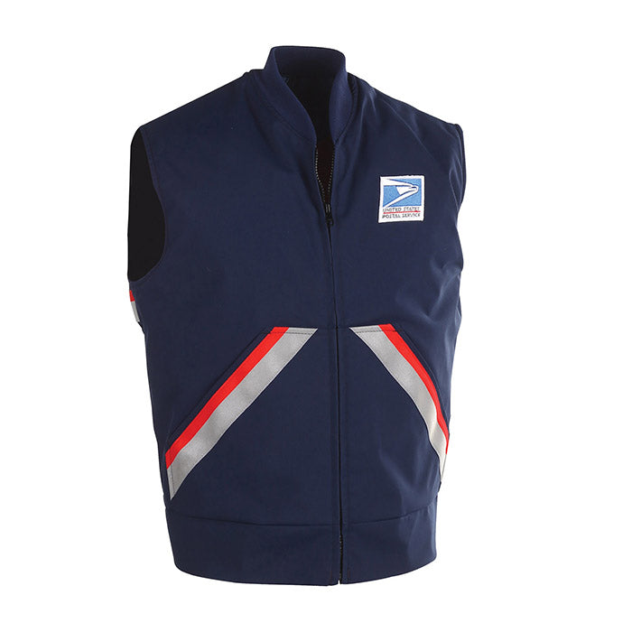 postal uniforms - unisex regulation insulated vest