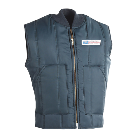 Postal Uniform - Insulated Work Vest