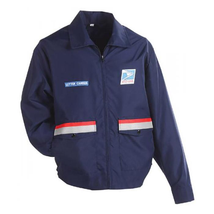 windbreaker jacket usps women's