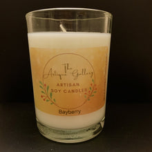 Bayberry Holiday Soy Candle