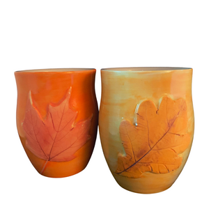 Limited Edition Artist Series Soy Candles in Porcelain Tumbler