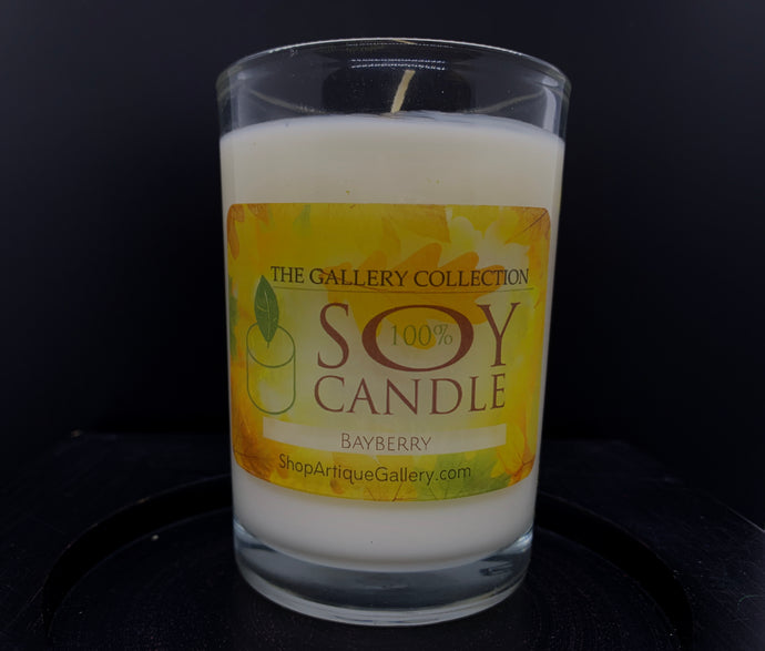 Bayberry 8 oz. Soy Candle