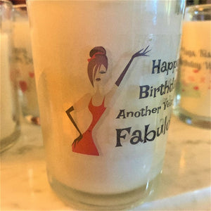 Happy Birthday Fabulous!
