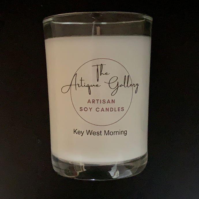 Key West Morning (Sea Salt and Vanilla Bean)