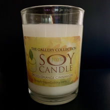 Spiced Orange Cinnamon 8 oz. Soy Candles