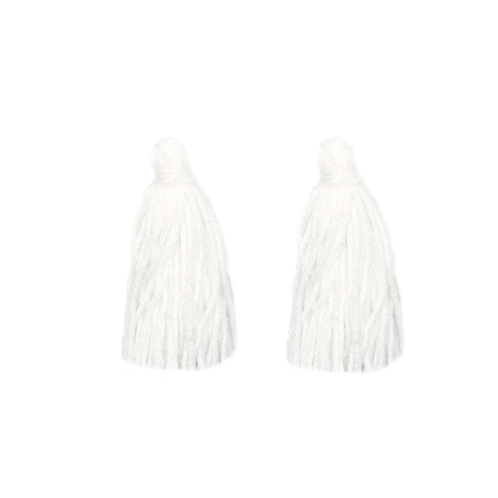 ADD: Blanco Tassels
