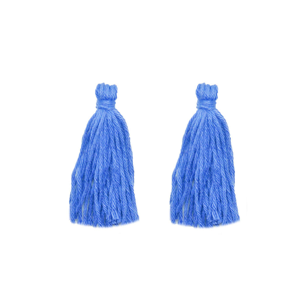ADD: Cobalt Tassels