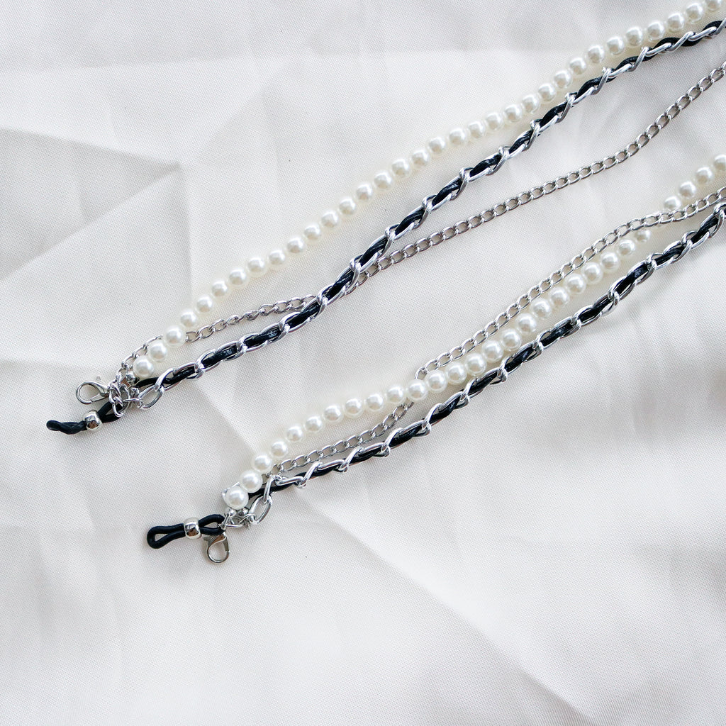 Coco Multiway Chain in Silver