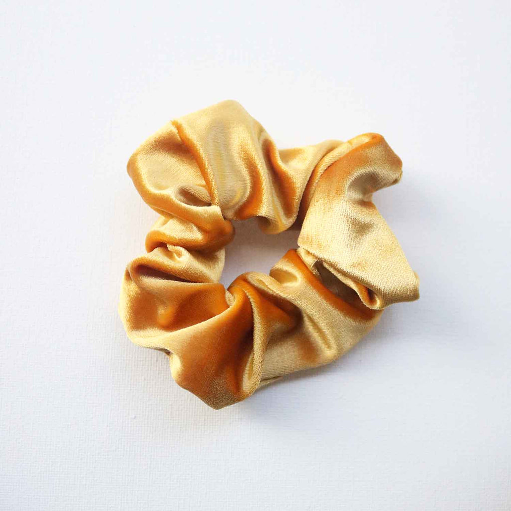 Lush Scrunchie in Sunshine