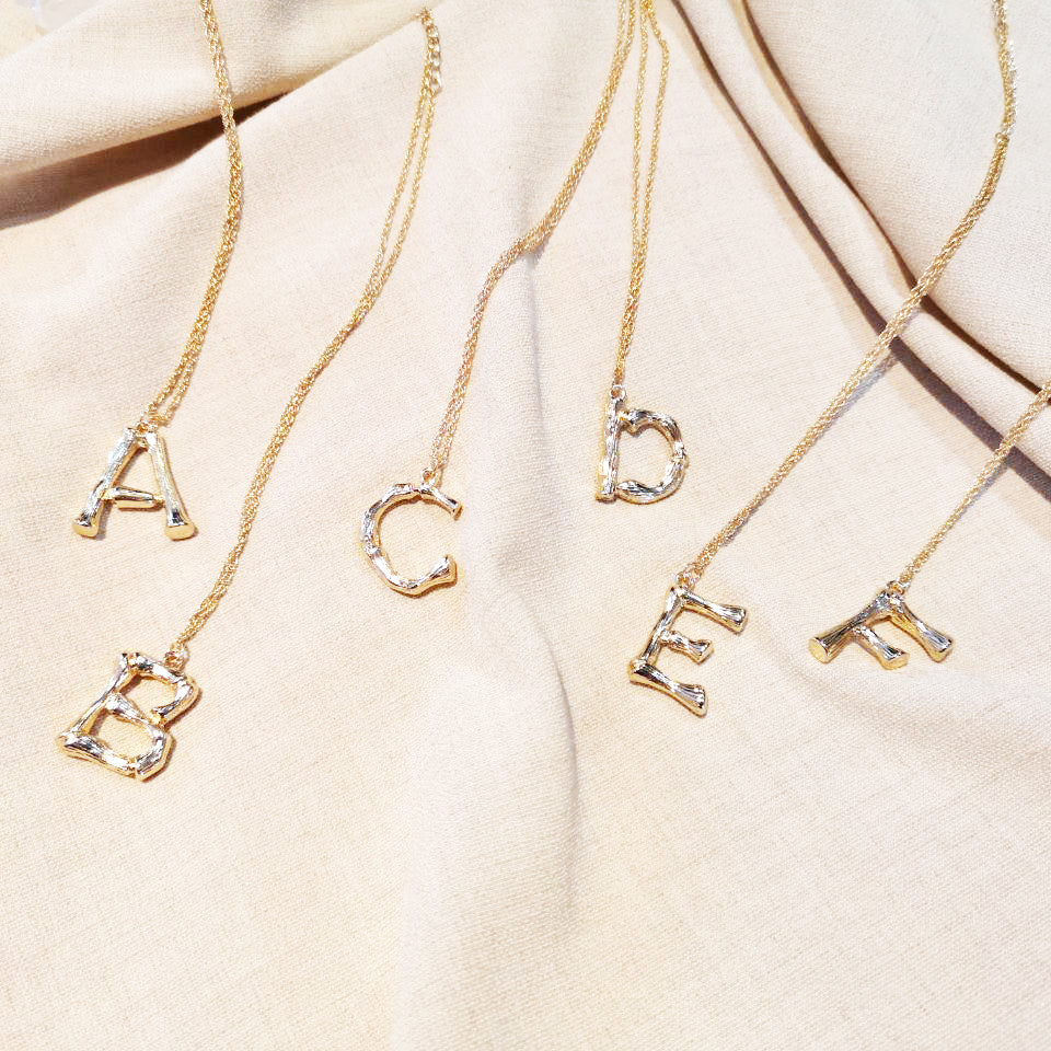 Initial Necklace (A - Z)