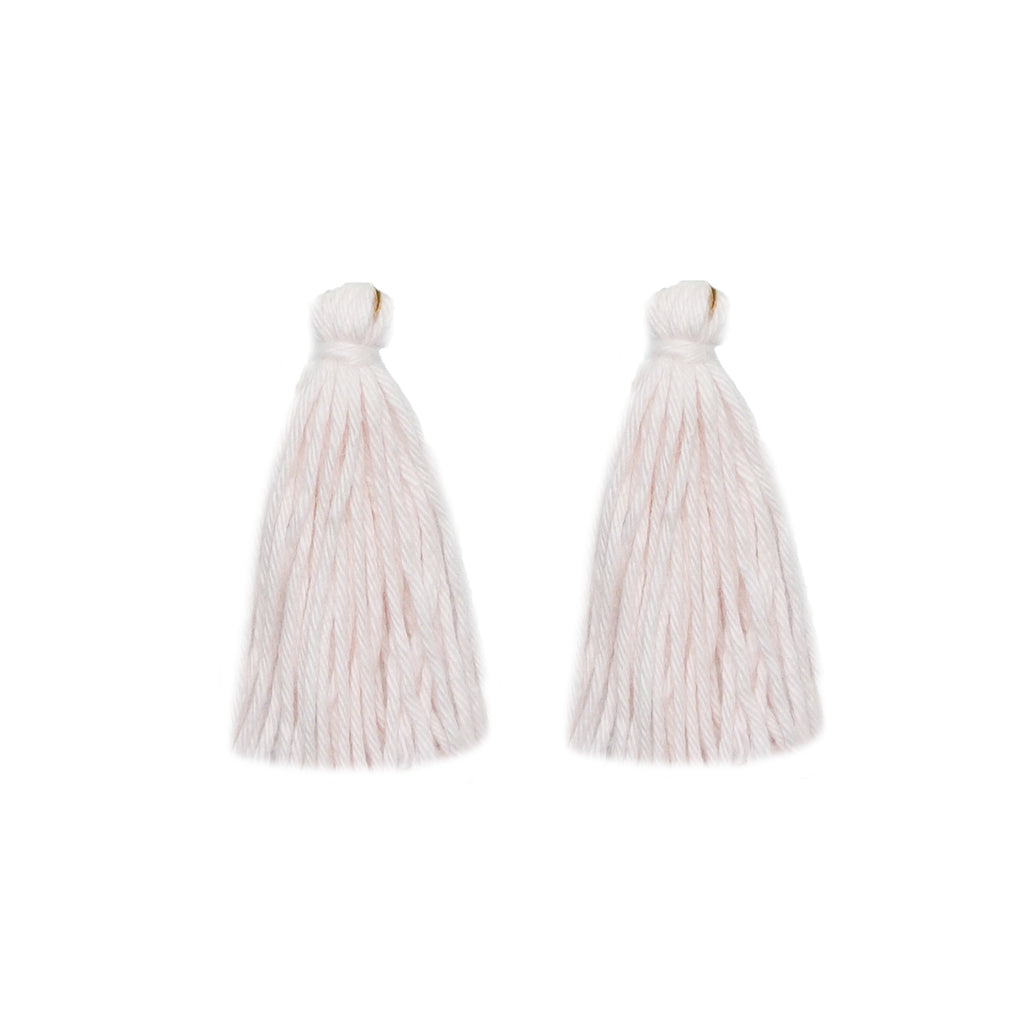 ADD: Powder Pink Tassels