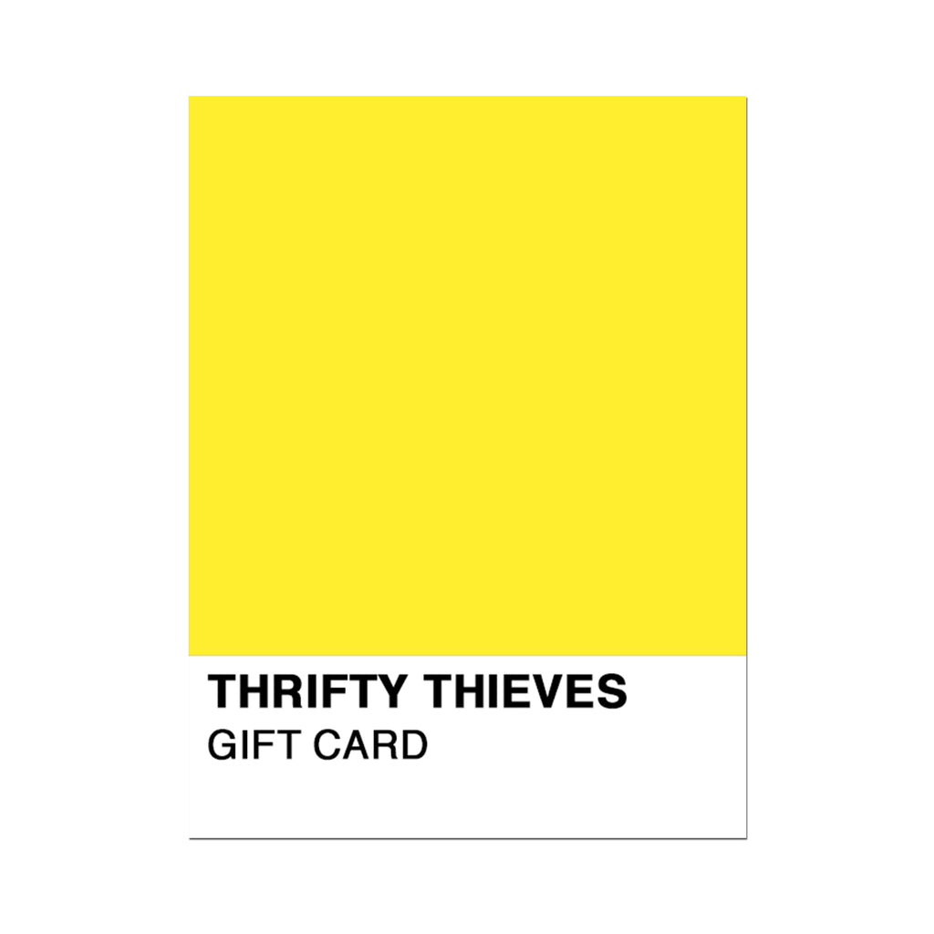 Thrifty Thieves Gift Card