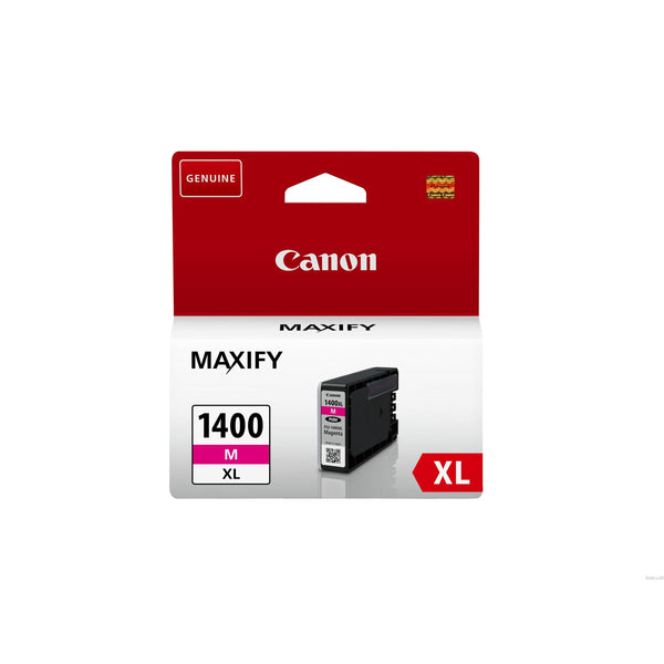 CANON PGI-1400XL Magenta Ink Cartridge - Maxify - 900 pages @ 5%