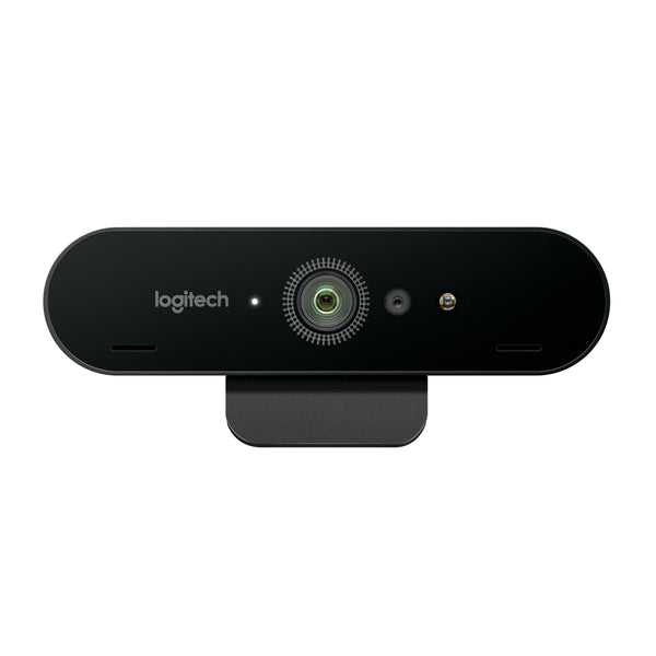Logitech VC Webcam Brio 4K ultra HD with right light3 HDR USB3