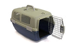 Rex - Pet Travel Case - Small - Grey - Zalemart