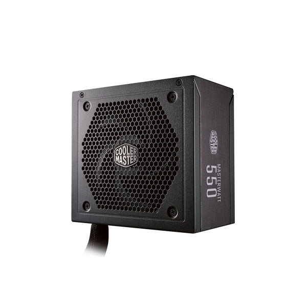 COOLER MASTER Masterwatt Bronze 550W ATX Power Supply