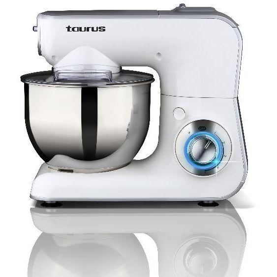 "Taurus Kitchen Machine 5 Speed Stainless Steel 4L 600W ""Cuina mestre"""