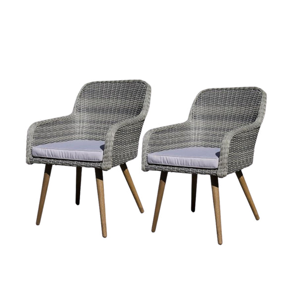 Fine Living - Seville Dining Set - Set of 2 Chairs