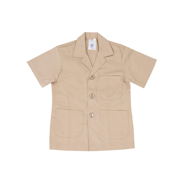 Safari Jacket  - Sand Long