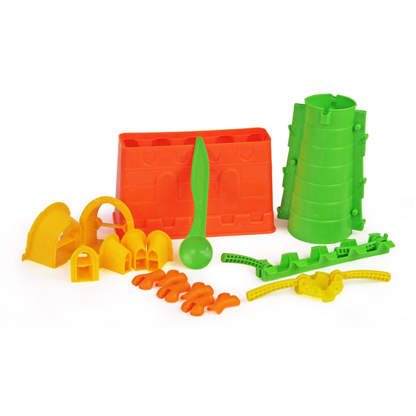 Jeronimo - Create-a-Castle Mould - 18pc - Zalemart
