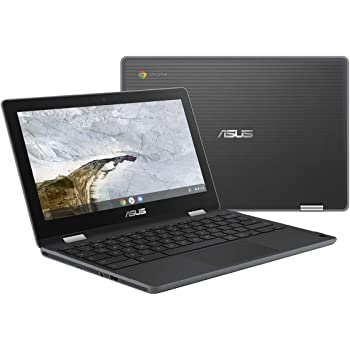 ASUS Chromebook | C214MA-C464G0C | N4020 | 4GB | 64GB EMMC | 11.6'' HD Touch | 2 IN 1 Convertible  - Grey