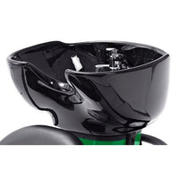 Buy-Ace Backwash Chair With Adjustable Backrest Green 200kg-Online-in South Africa-on Zalemart