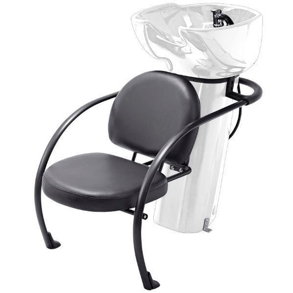 Buy-Ace Backwash Chair With Adjustable Backrest White 200kg-Online-in South Africa-on Zalemart