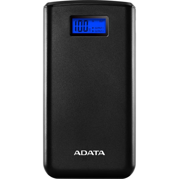 Buy-Adata 20000 Mah Power Bank - Black-Online-in South Africa-on Zalemart
