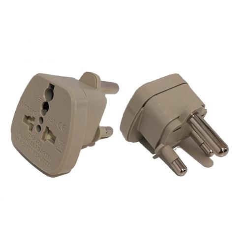 Alphacell International Adaptor Plug South Africa 44611 - Zalemart
