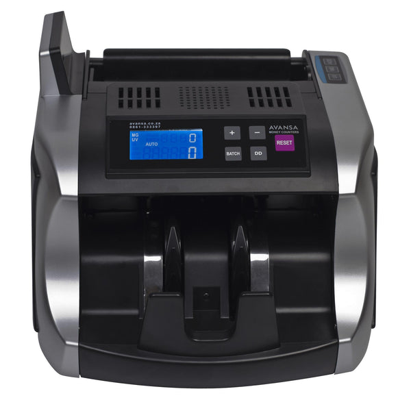 Buy-AVANSA BlitzCount 2600 Money Counter for Notes-Online-in South Africa-on Zalemart