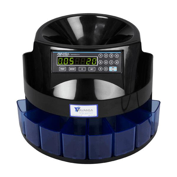 Buy-AVANSA SuperCoin 1100 Coin Counter-Online-in South Africa-on Zalemart
