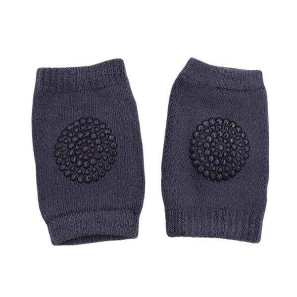 Baby Knee Pads - Dark Grey - Zalemart