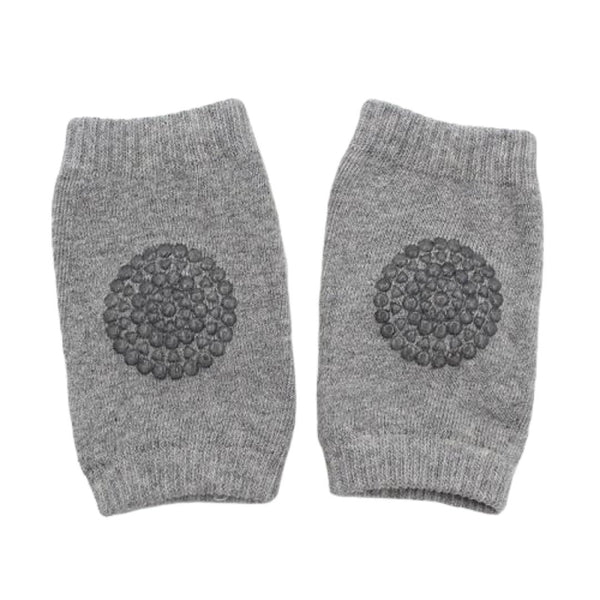 Baby Knee Pads - Light Grey - Zalemart