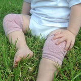 Baby Knee Pads - Light Pink - Zalemart