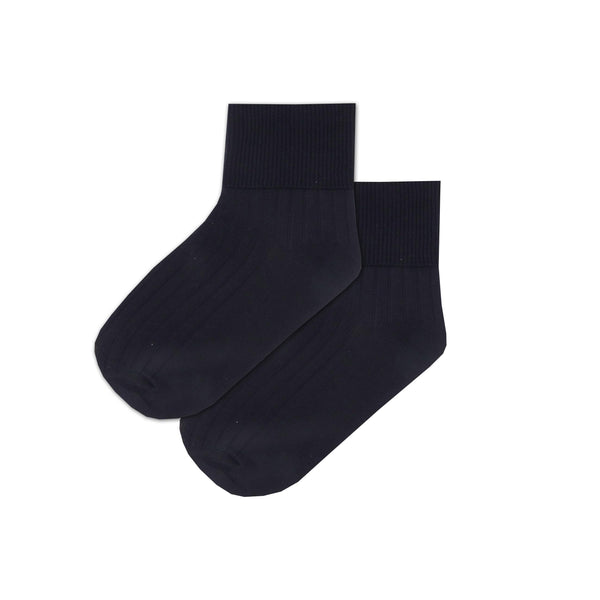 Buy-Boys / Girls Anklet Spun Socks - Navy-Small-Online-in South Africa-on Zalemart