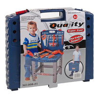 Boys - Tool Bench Play Set - Zalemart