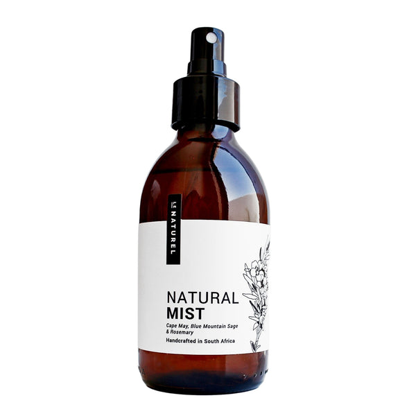Cape May, Rosemary & Blue Mountain Sage Natural Mist - Zalemart
