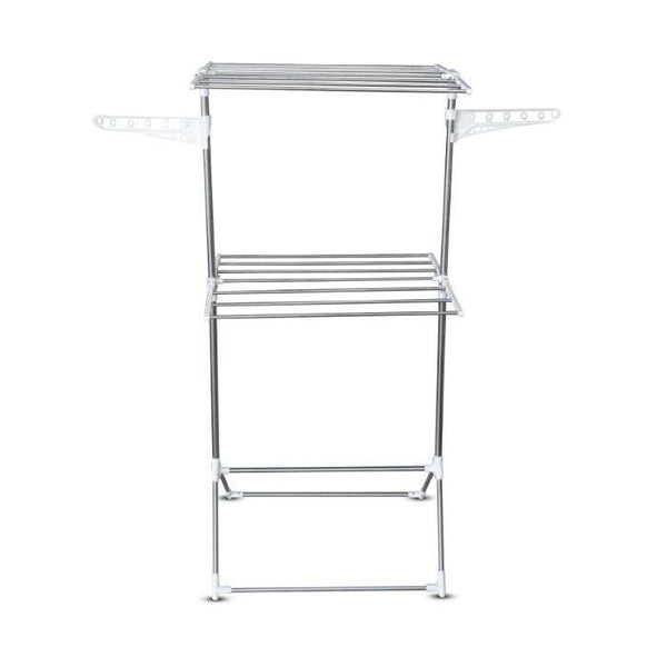 Drying Rack - 2 Layer Multi Hang - Zalemart