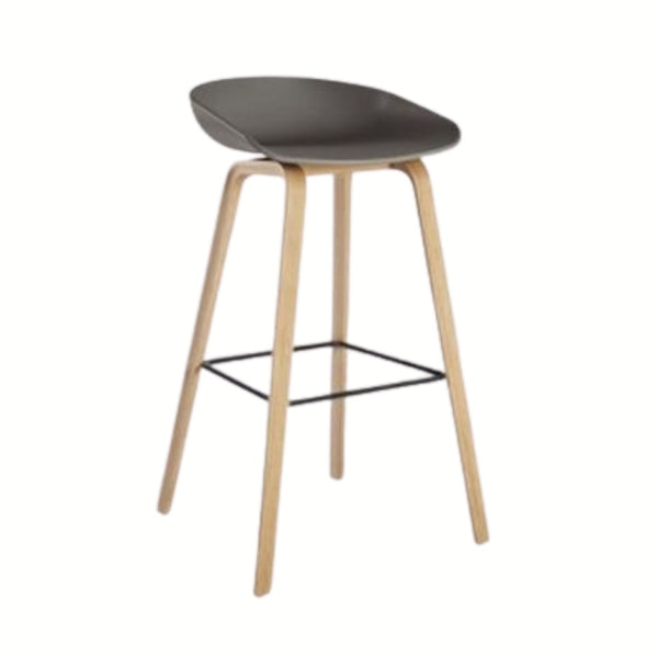 Buy-Emma Bar Stool - Grey-Online-in South Africa-on Zalemart