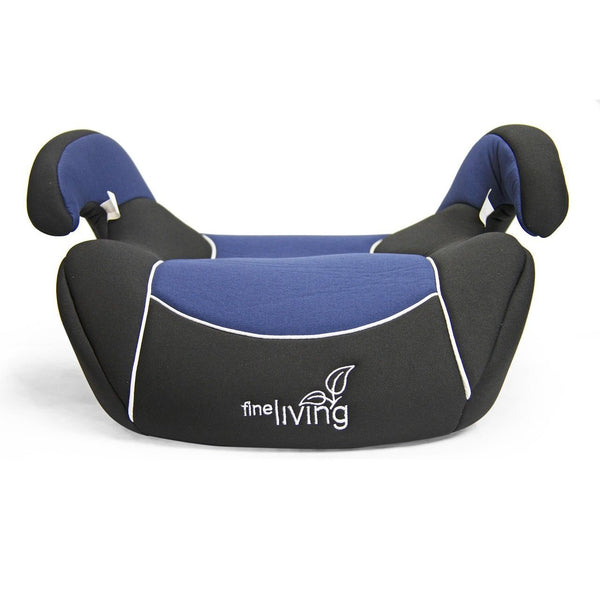 Fine Living - Booster Seat - Dark Blue - Zalemart