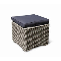 Buy-Fine Living - Elements Lounge Rattan - Ottoman-Online-in South Africa-on Zalemart