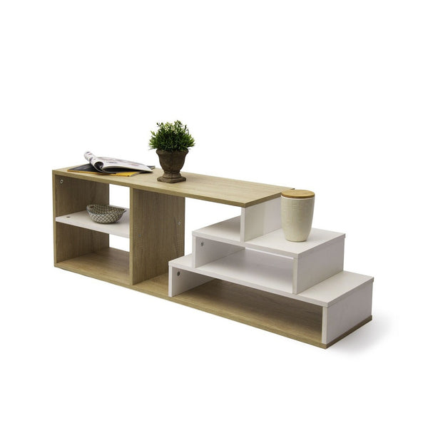 Fine Living - Hartford TV Unit - 5 Cube - Zalemart