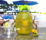 Funky Fest Pineapple Beverage dispenser - Zalemart