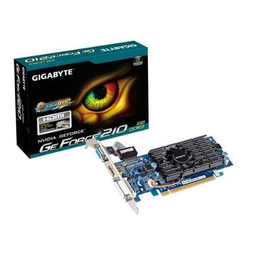 Buy-Gigabyte Nvidia GT210 1GB Lp DDR3 Graphics Card-Online-in South Africa-on Zalemart