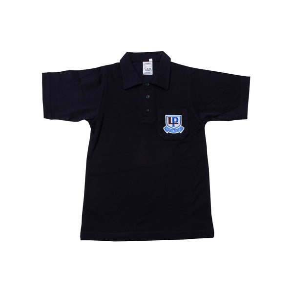 Buy-Golf Shirt Navy EMB - Livingstone-Kids Small-Online-in South Africa-on Zalemart