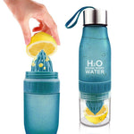 H2O Bottle - blue - Zalemart